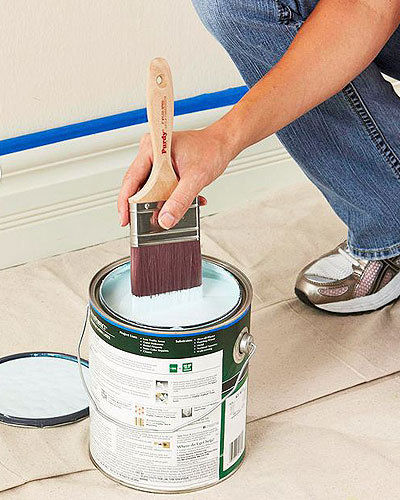 Trim Painting That's Smooth as Glass…Using a Brush! – Brian's